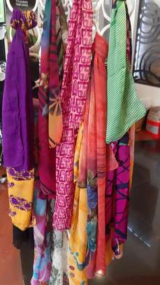 Chiffon scarf- for Bulk and retail sale image 7