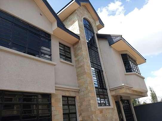 5 Bedroom Townhouse  To Let In Ruiru  varsityville  estate At KES 85K image 2