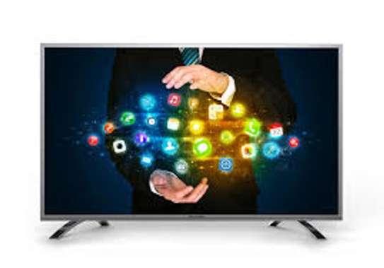 """Skyworth 43"""" Frameless Full HD Smart Android LED TV image 1"""