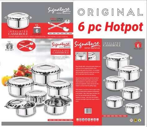 Signature hot pots image 1