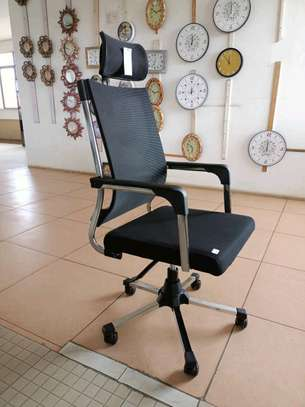 Headset office chair image 1