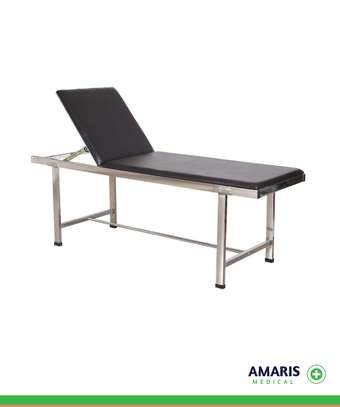 STAINLESS STEEL EXAMINATION BED image 1
