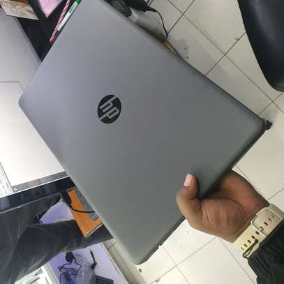 Hp notebook 15. core i3. 8th generation image 1