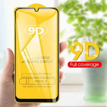 Huawei Y7 Prime (2019) 3D Full Tempered Glass Screen Protector image 2