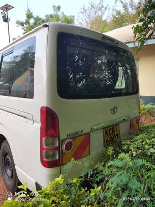 Toyota Hiace for Sale image 6