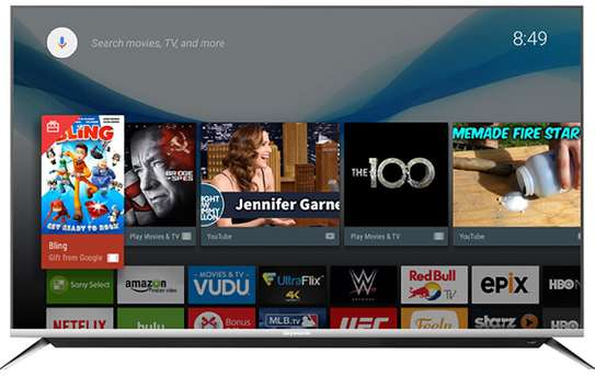 43inch Nobel digital smart android 4k TV image 1