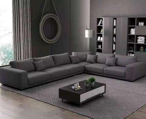 L-Shape Sofa image 1