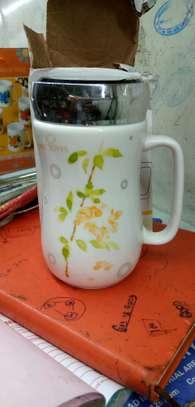 Ceramic Thermo Mug. image 1