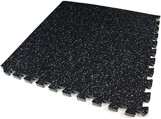 Interlocking Rubber Flooring Gym mats image 5