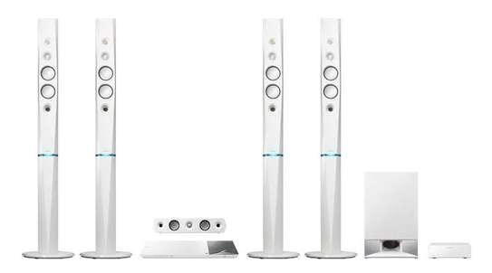 New Sony Blu ray Hometheatre BDV-N9200WL, White colour image 2