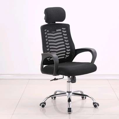 Adjustable High back office chair B11S image 1