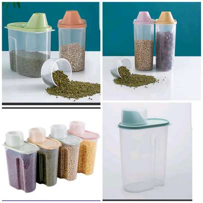 cereal containers