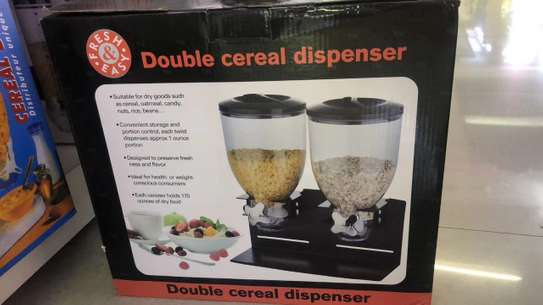 Double cereal Dispenser image 1