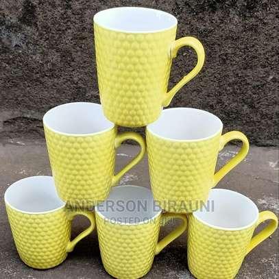 320ml 12 Pcs Ceramic Mug Set image 1