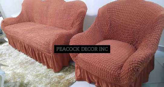 Stretch Sofa Slipcovers 5 Seater 11500 image 1