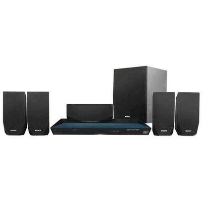 Sony 1000W DVD HOMETHEATER SYSTEM, 5.1CH, BLU-RAY, 3D, WI-FI, FULL HD, BLUETOOTH BDV-E3100 - Black image 2