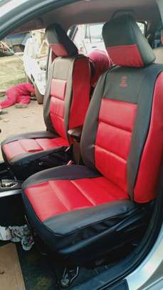 Customized designs car seat covers
