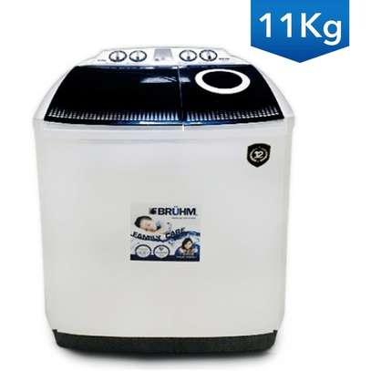 Bruhm BWT-110H 11KG Washing Machine image 1