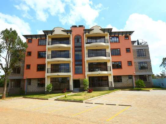 Nanyuki - Flat & Apartment