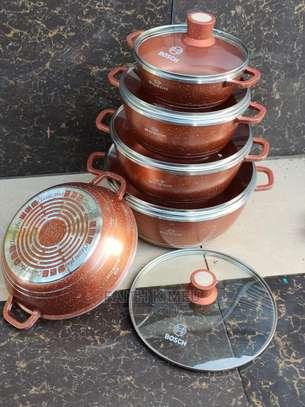 Bosch Cookware Set image 1