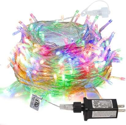 Brilliant LED String Lights 10 meters image 1