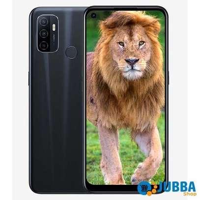 Oppo A53 Smartphone: 6.5' Smartphone - 4GB RAM - 64GB ROM - 16MP Front Camera - 13MP+2MP+2MP Back Camera - 4G - 5000mAh Battery image 1