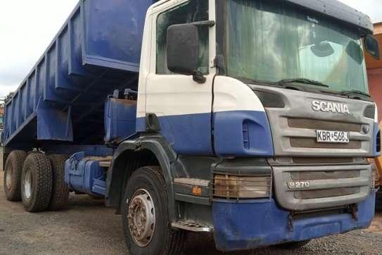 Scania 280 image 7