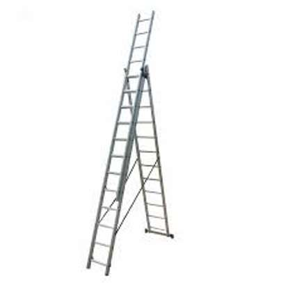 3 sections extension ladder for hire