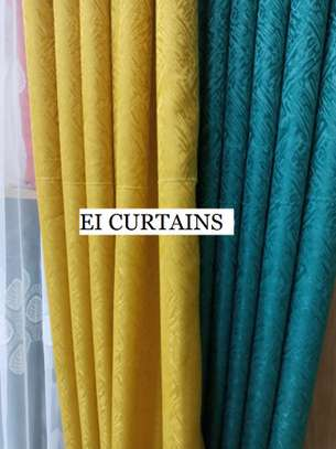 HEAVY MIX AND MATCH CURTAINS image 1