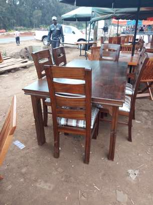 6 Seater Dinning table image 1
