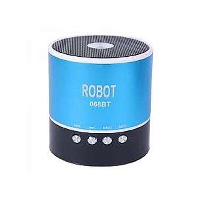 Robot Mini Bluetooth Wireless Speakers FM,MemoryCard,USB image 2