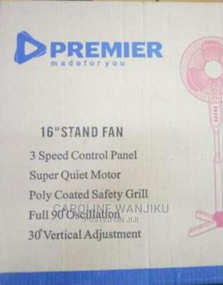 New Stand Fan image 1