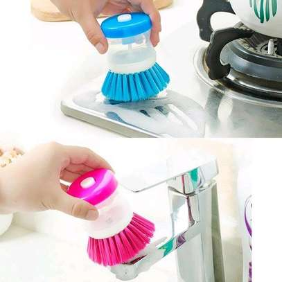 Dish wash brush image 3
