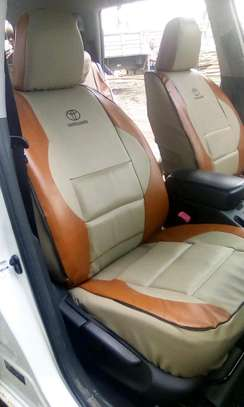 Perfect finishing car seat covers