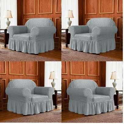 Stretch Spandex Sofa Cover image 6