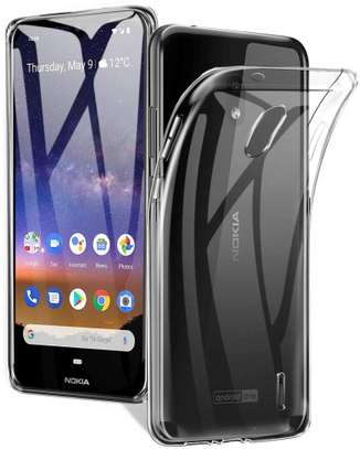 Clear TPU Soft Transparent case for Nokia 6/6 2018 image 3