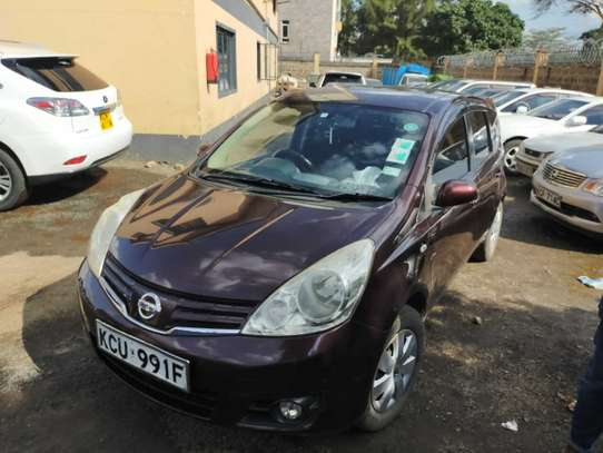 Nissan Note 1.5 dCi image 2