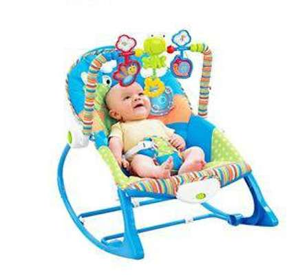 Astounding Baby Rocker Bouncer Spiritservingveterans Wood Chair Design Ideas Spiritservingveteransorg
