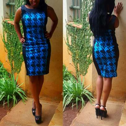 Houndstooth Pattern Dresses From UK image 2