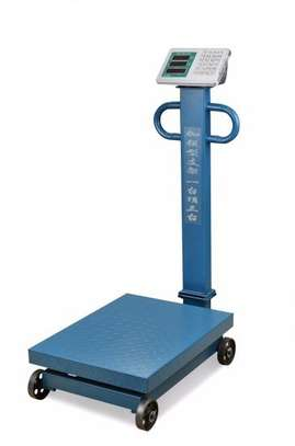 500kg Directly Stainless Steel Folding Platform scale. image 1