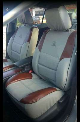 New Made Car Seat Covers image 2