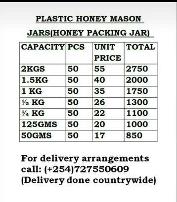 UPDATED HONEY MASON JARS image 4
