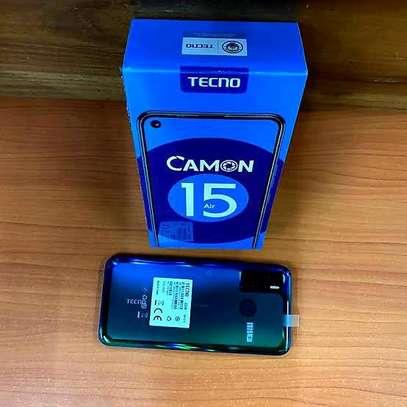 Tecno Camon 15 air new 64gb/ 3gb ram+ 48mp camera 5000mAh battery image 1