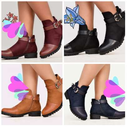 High quality ankle boot image 2