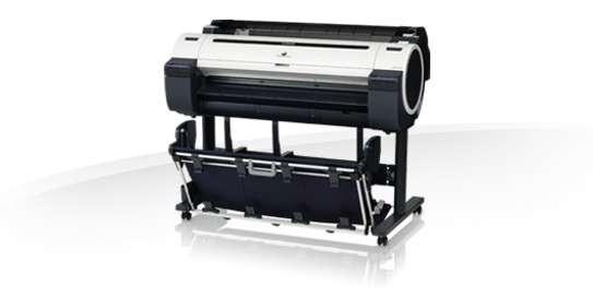Canon imagePROGRAF iPF770 Large-Format Inkjet Printer image 2