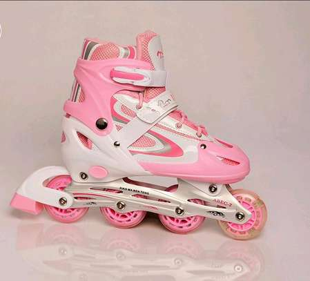 skate Shoes - Pink image 2