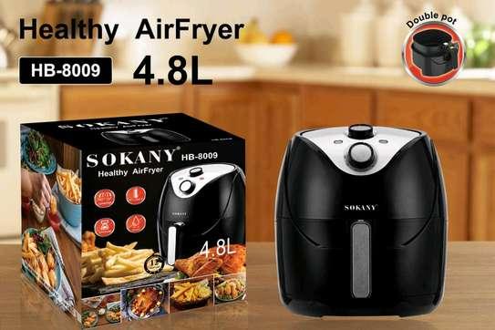 Sokany Deep Fryer 4.8L image 1