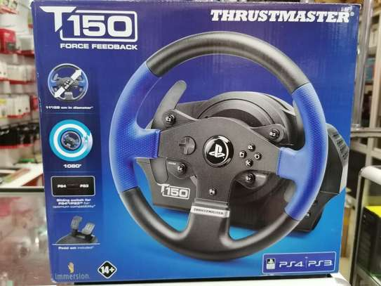 Thrustmaster T150 RS Racing Wheel for PlayStation4, PlayStation3 image 4