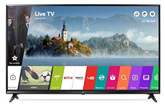 LG 43″ Smart 4K UHD uk6300