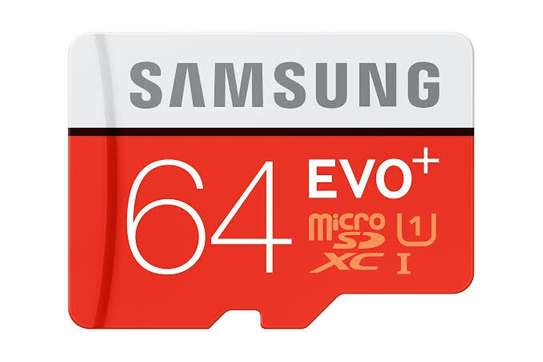 Samsung 64Gb SD cards Free Earphones image 4